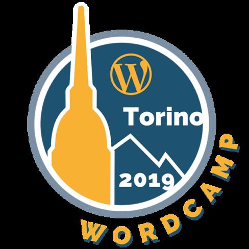 WordCamp Torino 2019 - logo