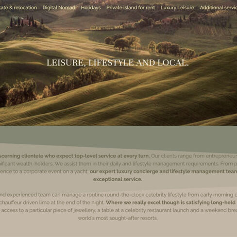 leisure-in-tuscany-sito-internet